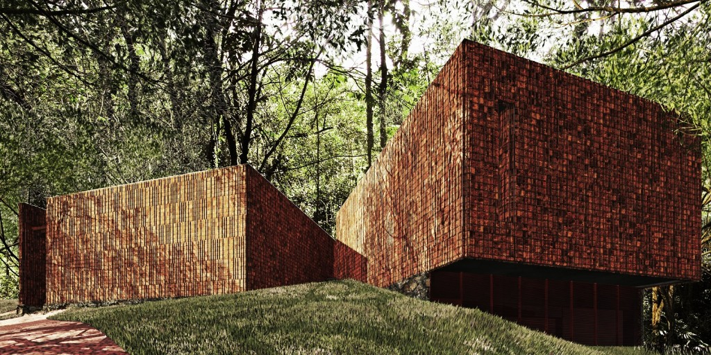 Claudia Andujar Pavilion at Inhotim opens November 26, project by Arquitetos Associados