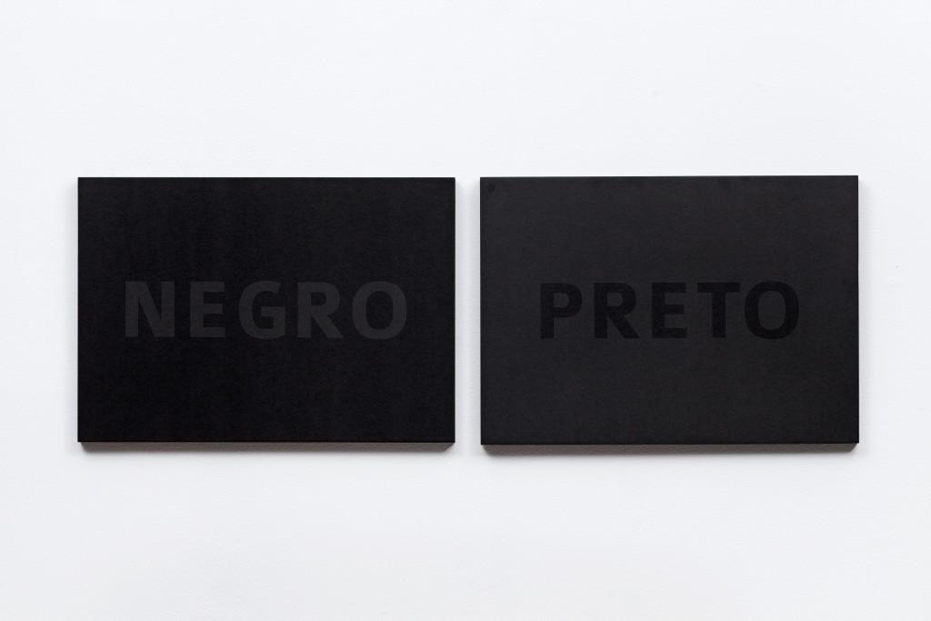 Bruno Baptistelli. Linguagem [Language],      2015