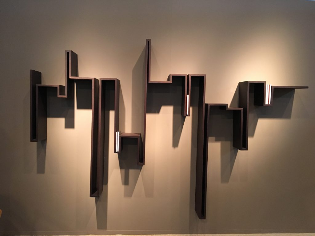 A favorite piece, a shelf by Juliana Llussá