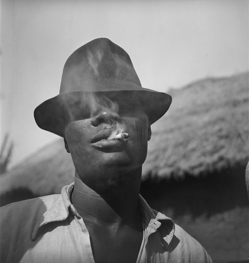 Pierre Verger, Parakou, Bénin,1946, Photo: Fundação Pierre Verger