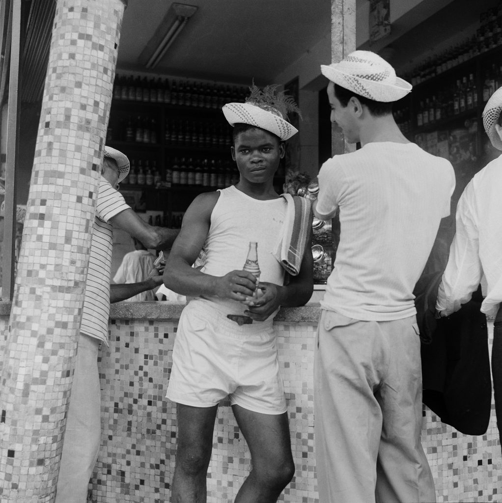 Pierre Verger, Salvador, Bahia, Brazil, 1959/Photo: Fundação Pierre Verger