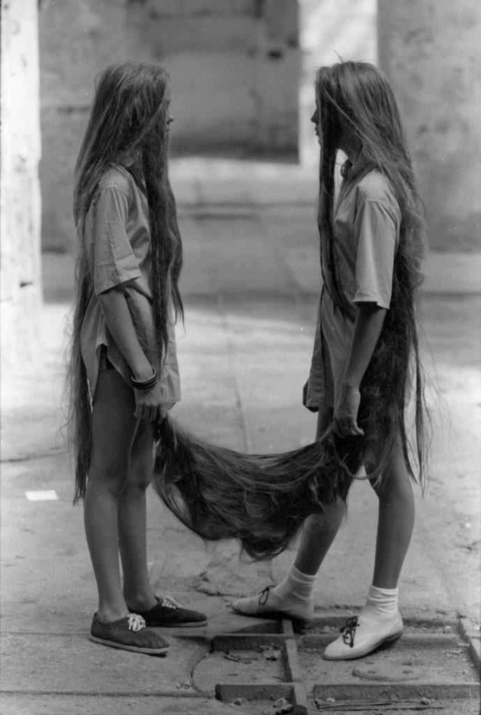 """Tunga, """"Xifópagas Capilares"""", 1985/Photo: Wilton Montenegro"""
