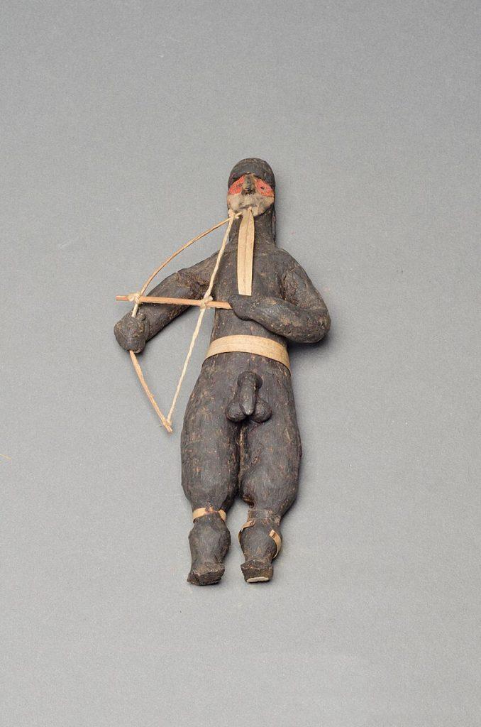 Anthropomorfic Figures Karajá GTOMTPA MAEUSP