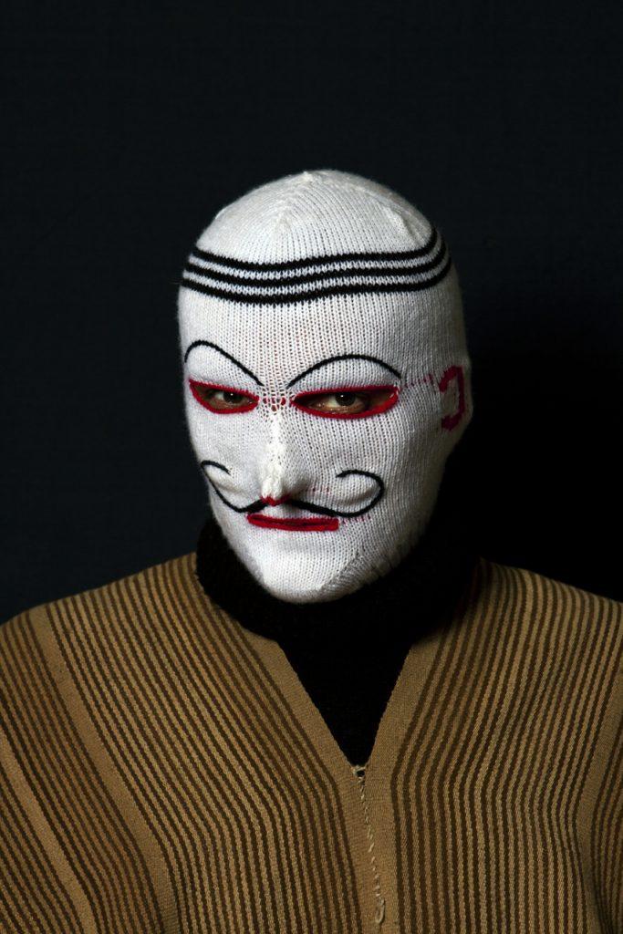 Malysse Masked (Peru), 2013