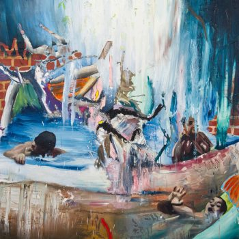 A Penchant for Epic Moments: A conversation with painter Daniel Lannes