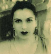 Photo of Tarsila do Amaral in the 1920s