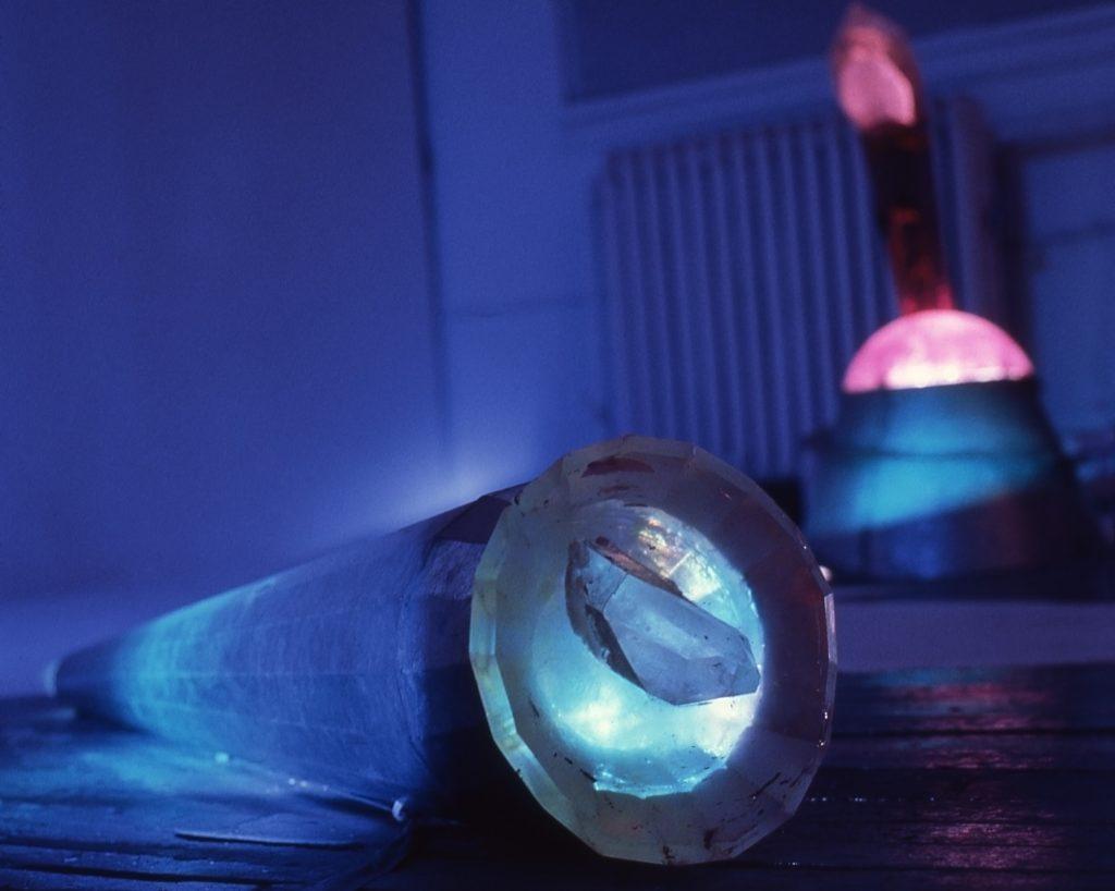 Denise Milan, Garden of Light (installation)