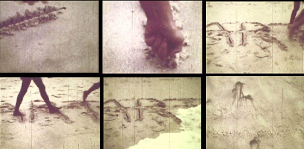 "Regina Vater, VideoART25, 1978, video, Ed 1/8 +1 AP, 4'14"""
