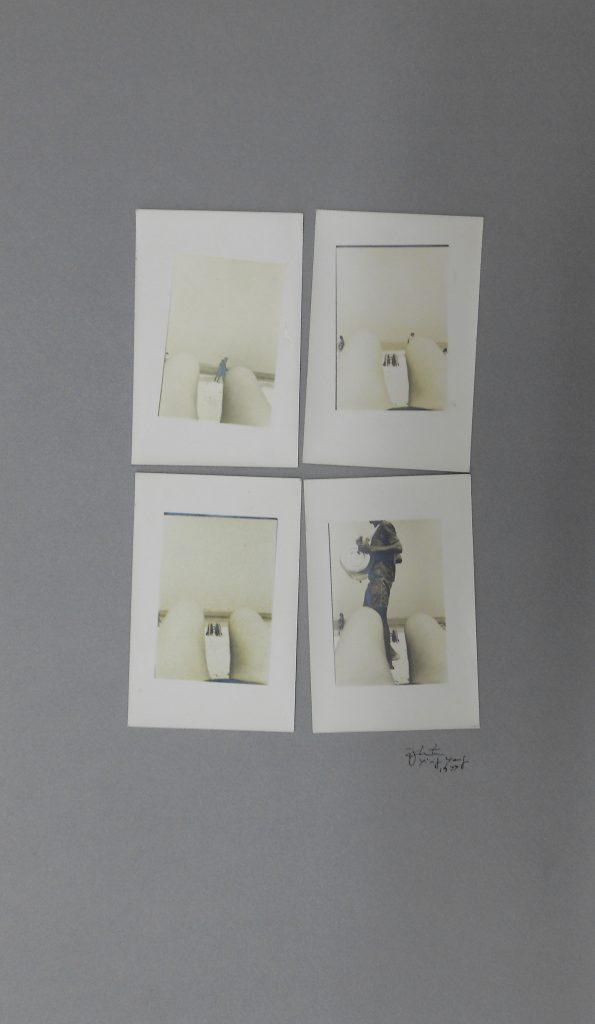Regina Vater, Ying Yang, Photograph on cardboard, 57,5 x 33 cm
