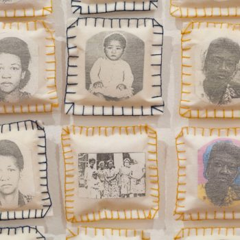 Artist of the Suture: How Rosana Paulino became the first woman of color with a retrospective at the Pinacoteca