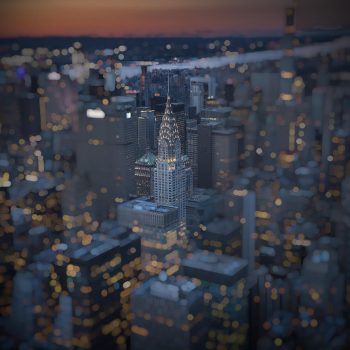 A Point of View of Eternity: Claudio Edinger expresses his love for New York in a new series of aerial photographs