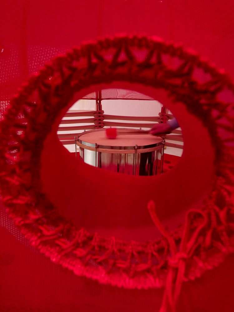 Flying New Flags: A conversation with Ernesto Neto about his