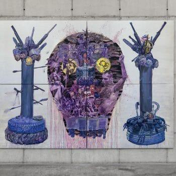 "The End of Brazil: Artist Thiago Martins de Melo discusses the vision behind ""Necrobrasiliana"""