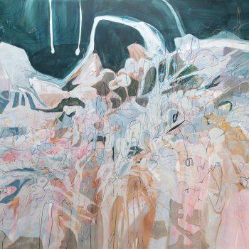 Restless Rhapsody: Inside the Fluid Landscapes of Janaina Tschäpe