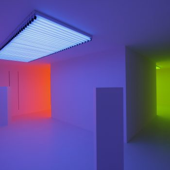 A Universe of Color: A New Exhibition Highlights the Immersive Work of Op Art Forefather Carlos Cruz-Diez