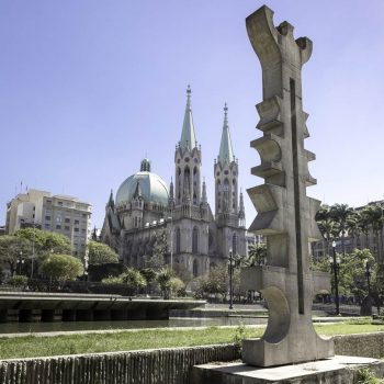São Paulo Celebrates 466th Anniversary With Huge Public Art Restoration Project